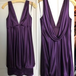 ABS Cocktail Dress Size 4